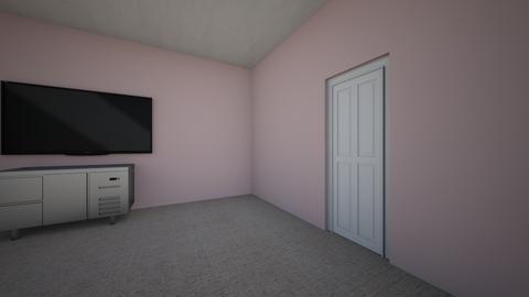 Olivia Gordon - Bedroom  - by pvmsfacs
