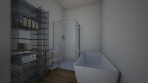 lazienka  - Bathroom  - by tabaluqa