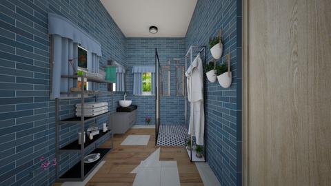 bathroom 1 - Bathroom - by myssachidz