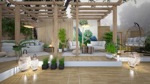 tropico - Garden  - by ana111