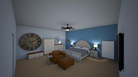 GD Arthur - Bedroom  - by Rsvo64
