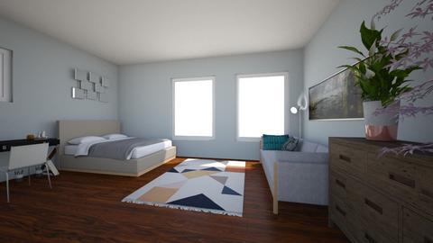 bedroom - Bedroom  - by Damian A
