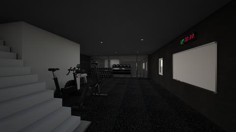 Gym Build - by rogue_4d7ddbd7e4e3d44352a052aaeb1d8