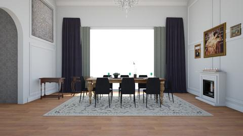 impressions  - Classic - Dining room  - by rcrites457