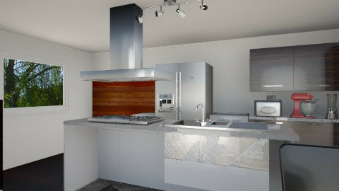 kitchen mel - Modern - Kitchen - by mel50