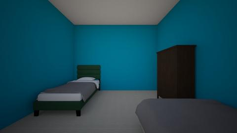 Simons room - Bedroom - by Real_simon
