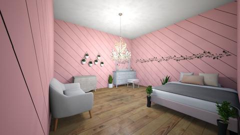 Suzies bedroom - Bedroom  - by Maddie Rehak