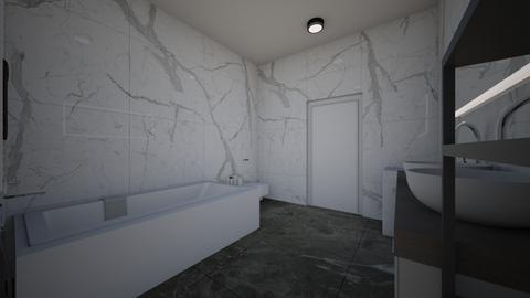 12m2 - Bathroom  - by 32000