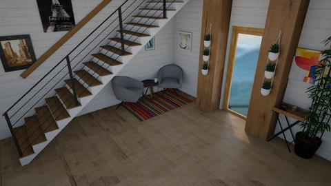 blah - Living room  - by DreamerStar202