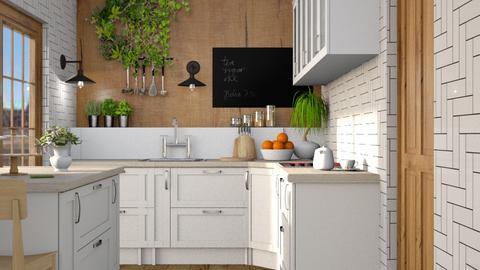 Kitchen - Kitchen  - by vicktahome