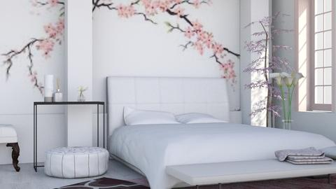 Blossoms - Modern - Bedroom  - by stephendesign
