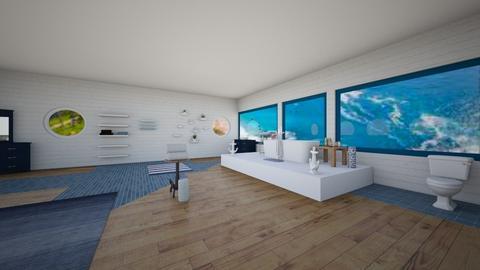 Ocean Port - Bathroom  - by Celia_123