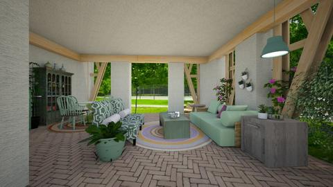 Verde - Garden  - by rosanebpf