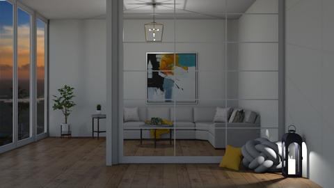 modern living room - Modern - Living room  - by madaline365