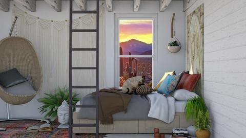 Bohemian - Bedroom - by House of Fritz