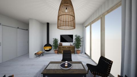 2 - Minimal - Living room - by Lenamider