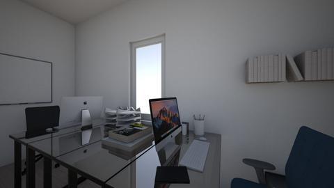 Arbeitszimmer - Office - by LillyKoala