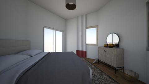 Shape - Bedroom  - by Natalie_2021