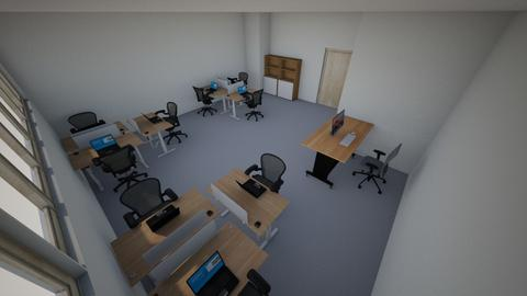 planta cero 6 - Office  - by dogie1