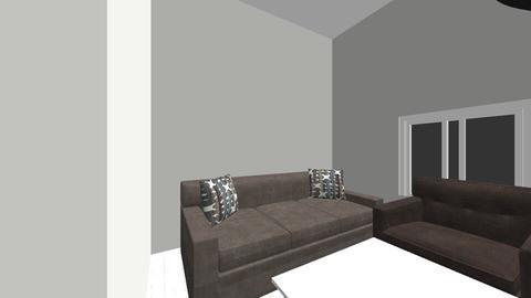 salon - Vintage - Living room  - by malenbcs