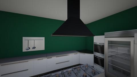 casino - Kitchen  - by gonzalo_312