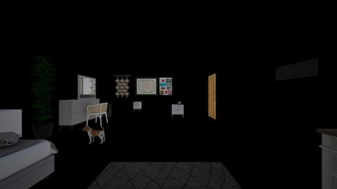 habitacion - Modern - Bedroom  - by alejandra222
