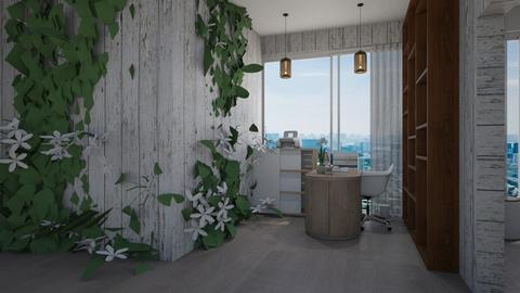 MI015 - Modern - Office  - by i l o n a