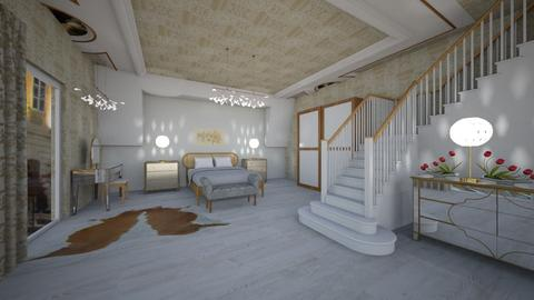 Rz - Modern - Bedroom - by Saj Trinaest