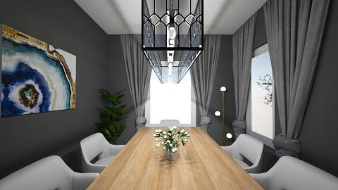 dining room 3 - Dining room  - by amyanne020