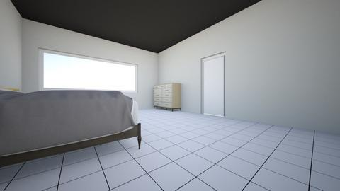 Aoki s quarantine room  - Modern - Bedroom  - by Sary La Arepa xd