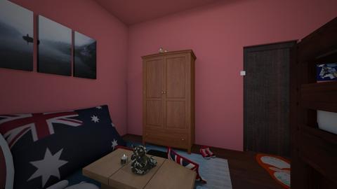 Harper - Bedroom  - by DinoNicknack