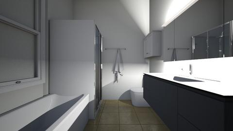 br - Bathroom - by cascoka