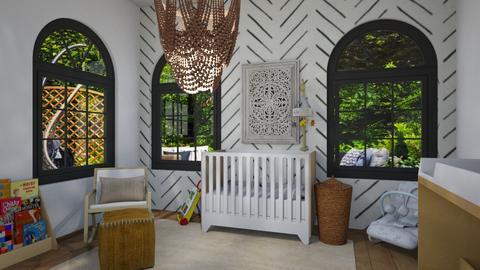 Nursery - Kids room  - by seeeeeesiiiiiiii