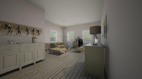 vinatge - Vintage - Living room  - by PAULA avila