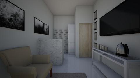 Reception - Office  - by Jehana