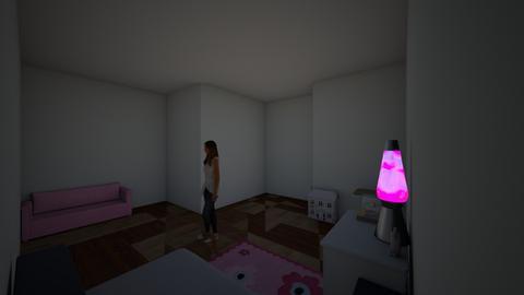 jaedyn - Kids room  - by mckenzie renee boyd