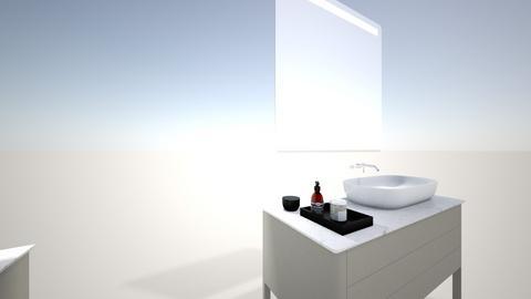 Bathroom 1 - Bathroom  - by RonnaBR