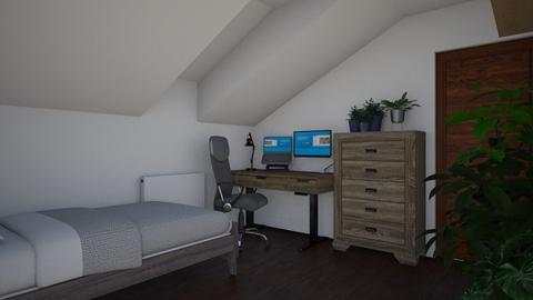 MyRoom2 - Modern - Office - by anonym2682
