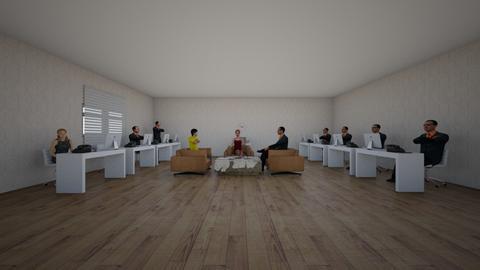 office design - Office  - by shryfh