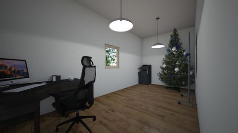 cute but useful - Modern - Office  - by kristalemountine