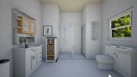 2nd Floor Bathroom - Classic - Bathroom  - by TailaHot