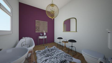Classy Bathroom - Eclectic - Bathroom  - by Tody12345