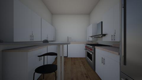 sim - Kitchen  - by nsdaniela
