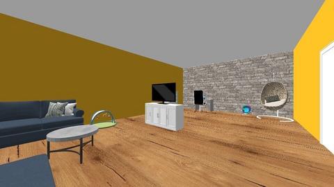 My home - Kitchen  - by KathyScott