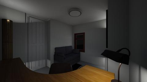 Guest bedroom - Bedroom  - by Owain Llyr Pritchard