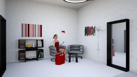 bathroom 123 - Eclectic - Bathroom - by rubyrenteria