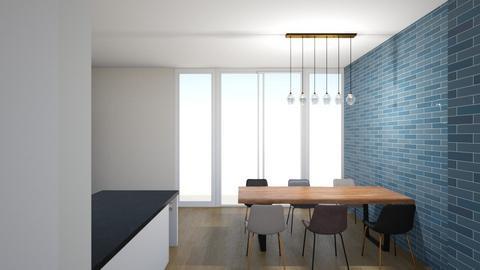 ruim rijtjeshuis - Modern - by bo043