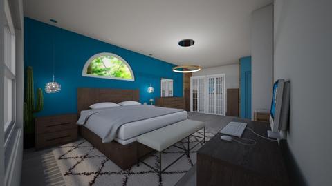 4 - Bedroom - by eby_bond