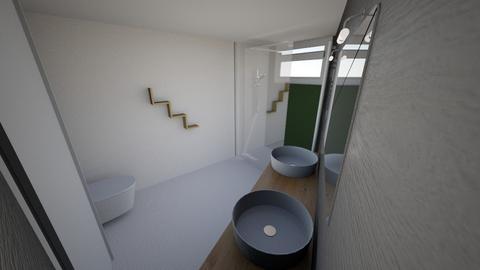 badkamer 14 - Bathroom  - by ruinmakoti