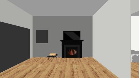 Kaden Kolste - Living room  - by KadenK013